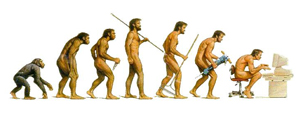 Google Search Results Evolution